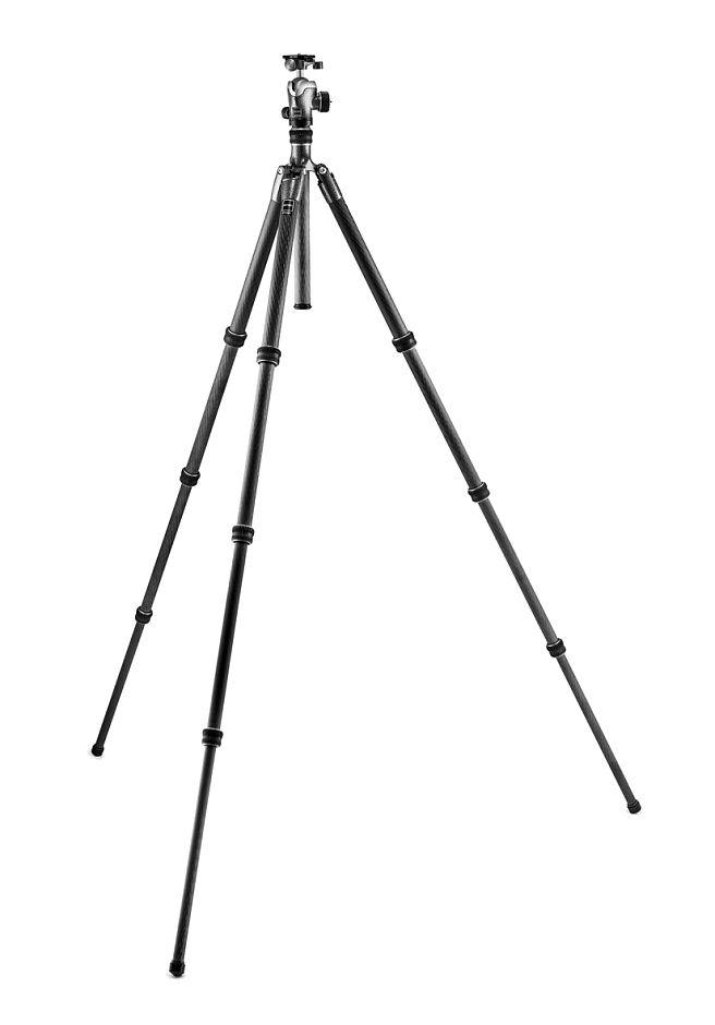 Nikon Штатив Gitzo GK2545T-82QD Traveler с шаровой головкой для фотокамеры