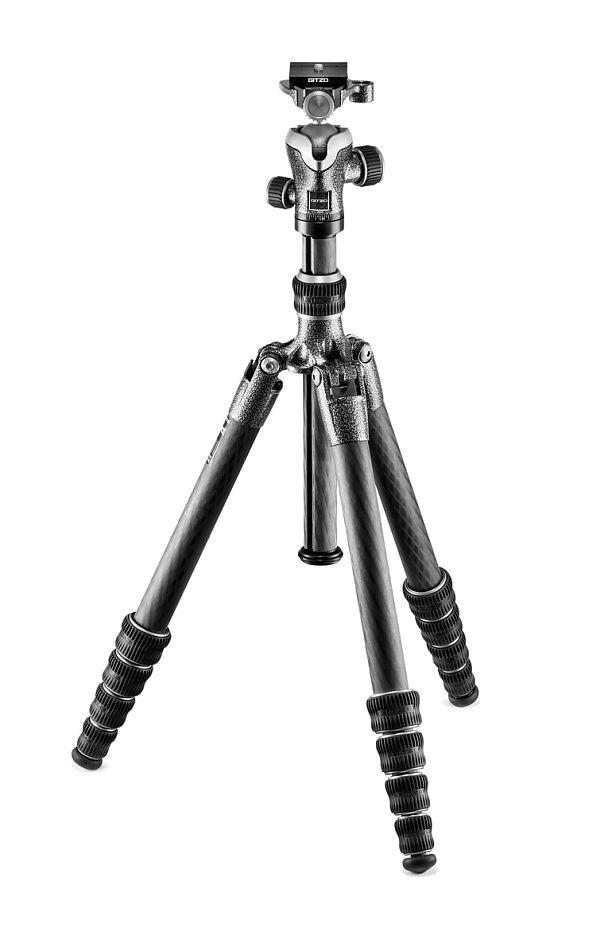 Nikon Штатив Gitzo GK1555T-82TQD Traveler с шаровой головкой для фотокамеры