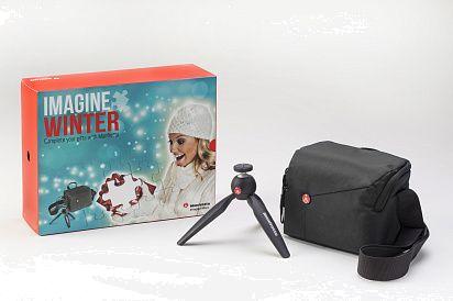 Nikon Подарочный набор Manfrotto XMASKIT2