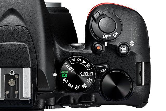 D3500 Kit AF-P DX 18-55mm f/3.5-5.6G VR