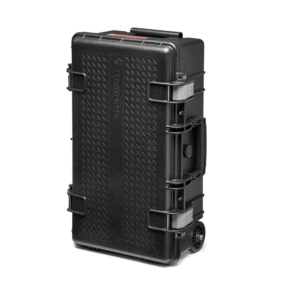 Nikon Пластиковый кейс на колесах для фототехники Manfrotto Pro Light Reloader Tough-55 LowLid фото