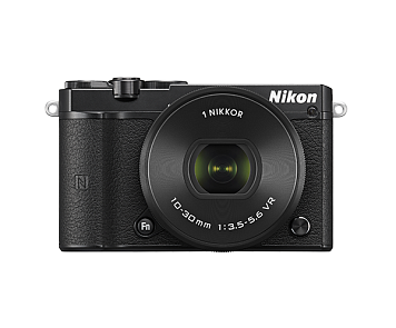 Nikon 1 J5 Kit 10-30mm PD-Zoom Черный