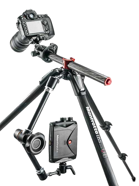 Manfrotto Штатив MK055XPRO3 + 3D головка