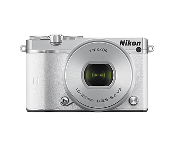 Nikon 1 J5 Kit 10-30mm PD-Zoom Белый