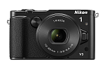 Nikon 1 V3 Kit 10-30mm PD f/3.5-5.6 черный