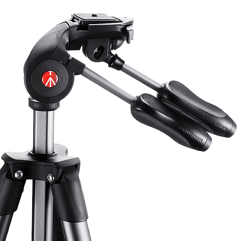 Manfrotto Штатив для фото-видеокамеры COMPACT ADVANCED