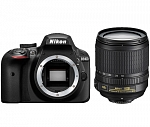 D3400 Kit AF-S DX 18-105mm f/3.5-5.6G ED VR