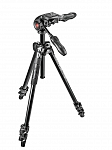 Штатив Manfrotto MK290LTA3-3W Light для фотокамеры и 3D головка