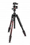Штатив Manfrotto Befree Advanced Travel Twist (красный)