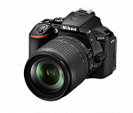 D5600 Kit AF-S DX 18-105mm f/3.5-5.6G ED VR