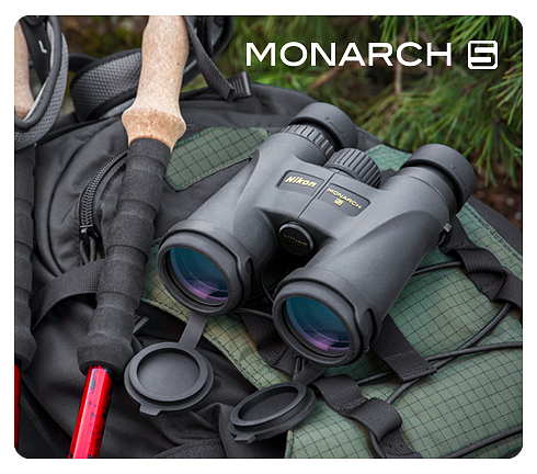 Бинокль Monarch 5 8X42