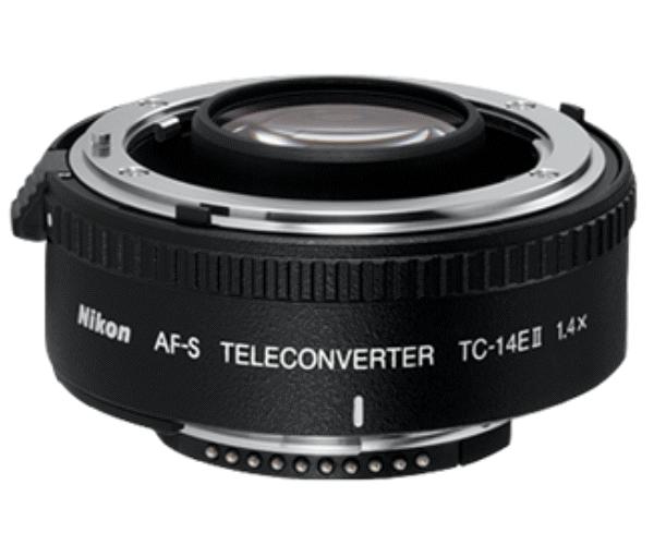 Nikon AF-S TC-14E II Teleconverter
