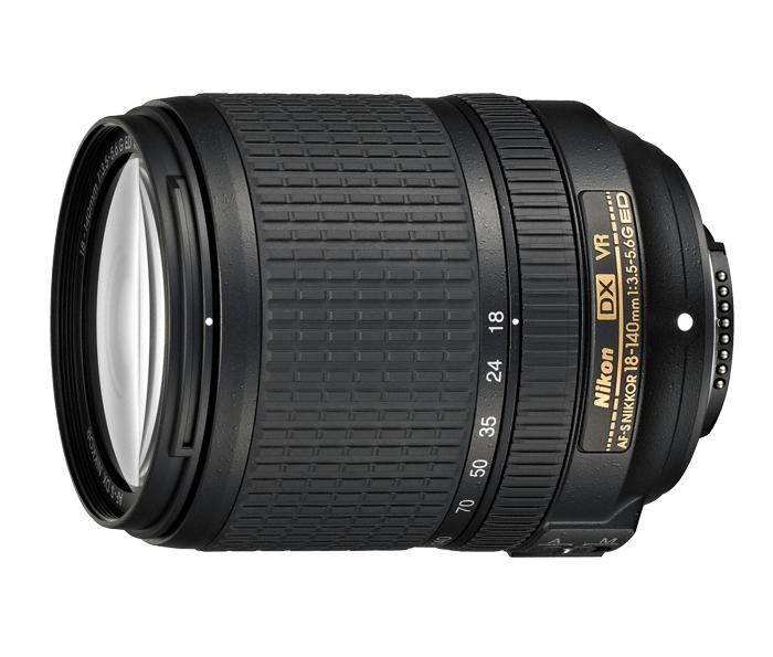 Nikon AF-S DX NIKKOR 18-140mm f/3.5-5.6G ED VR от Nikonstore.ru
