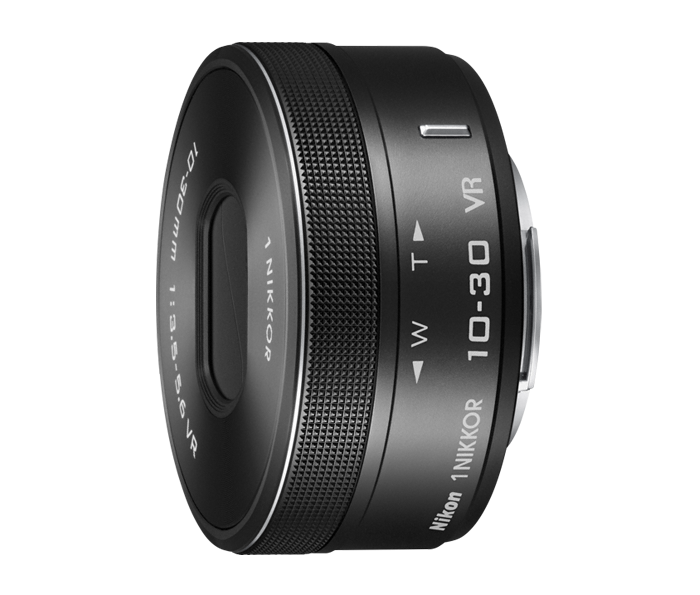 Nikon 1 NIKKOR VR 10-30mm f/3.5-5.6 PD-ZOOM черный