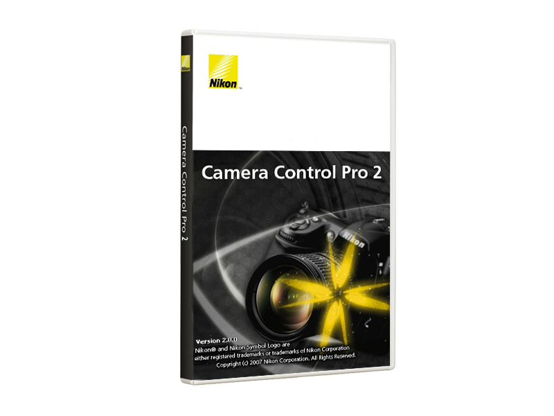 Nikon Camera Control Pro 2 от Nikonstore.ru