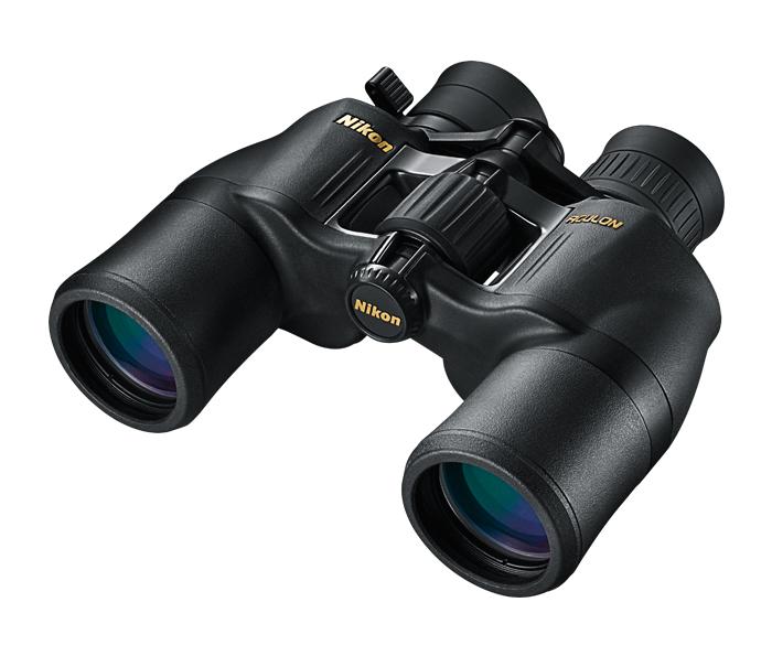 Nikon Бинокль Aculon A211 8-18x42Бинокли для спорта и отдыха<br>Бинокли ACULON A211: превосходные оптические характеристики по привлекательной цене. Линзы с многослойным просветляющим покрытием и объективы большого диаметра обеспечивают очень яркое изображение и широкое поле зрения.<br><br>Тип: Бинокль Aculon<br>Диаметр объектива (мм): 42<br>Влагозащищенность: Нет<br>Увеличение (x): от 8 до 18<br>Выходной зрачок (мм): 5,3  (при 8x увеличении)<br>Вынос точки визирования (мм): 10.3<br>Относительная яркость: 28,1  (при 8x увеличении)<br>Минимальное расстояние фокусировки (м): 13<br>Реальный угол зрения (°): 4,6  (при 8x увеличении)<br>Регулировка расстояния между центрами окуляров (мм): 56-72<br>Тип призмы: Перископ<br>Питание: Нет<br>Артикул: BAA817SA