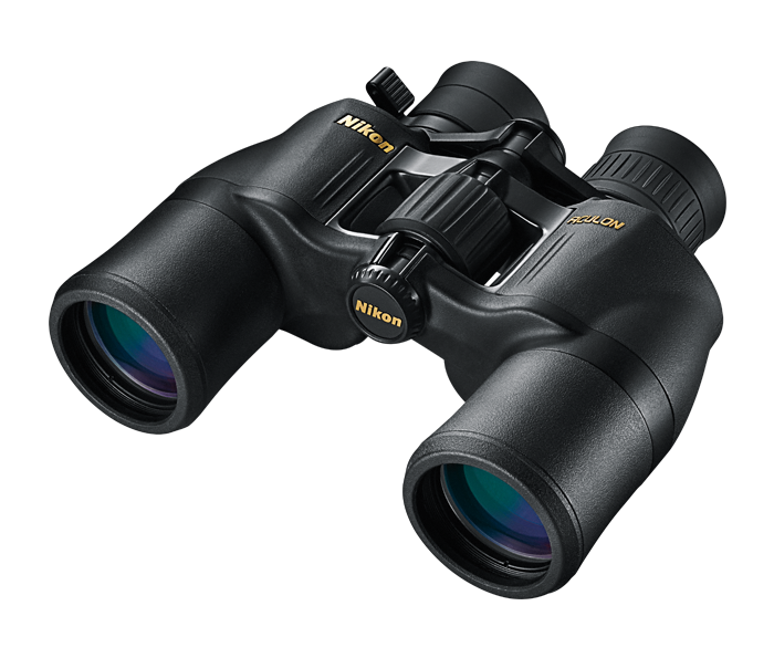 Nikon Бинокль Aculon A211 8-18x42