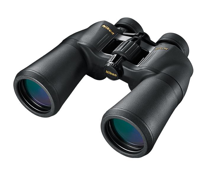 Nikon Бинокль Aculon A211 12x50Бинокли для спорта и отдыха<br>Бинокли ACULON A211: превосходные оптические характеристики по привлекательной цене. Линзы с многослойным просветляющим покрытием и объективы большого диаметра обеспечивают очень яркое изображение и широкое поле зрения. Важный вклад в качество изображения также вносят асферические линзы, используемые в окулярах.<br><br>Тип: Бинокль Aculon<br>Диаметр объектива (мм): 50<br>Влагозащищенность: Нет<br>Увеличение (x): 12<br>Выходной зрачок (мм): 4.2<br>Вынос точки визирования (мм): 11.5<br>Относительная яркость: 17.6<br>Минимальное расстояние фокусировки (м): 8<br>Реальный угол зрения (°): 5.2<br>Регулировка расстояния между центрами окуляров (мм): 56-72<br>Тип призмы: Перископ<br>Питание: Нет<br>Артикул: BAA815SA