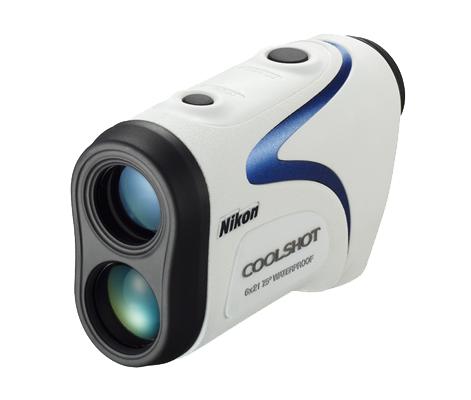 Nikon Дальномер COOLSHOTЛазерные дальномеры<br>Этот высокопроизводительный лазерный дальномер позволяет быстро и точно измерять расстояния до 550 м с шагом в 0,5 м<br> <br> 6-кратное увеличение, линзы с многослойным покрытием, большой окуляр и широкое поле зрения обеспечивают простое и быстрое наведение на цель. В режиме приоритета ближайшей цели, когда измеряется расстояние до ближайшего объекта, очень удобно быстро измерять расстояние до флага. Кроме того, этот дальномер поддерживает режим непрерывного измерения в течение 8 секунд нажатием одной кнопки. Дисплей снабжен светодиодной подсветкой, чтобы информация была четко видна на нем, даже если игра затянется до позднего вечера.<br> <br> Дальномер COOLSHOT дает игрокам в гольф значительное преимущество на любом поле.<br><br>Диаметр объектива (мм): 21<br>Влагозащищенность: Да (1 м на 10 мин)<br>Поле зрения (°): 7.5<br>Увеличение (x): 6<br>Выходной зрачок (мм): 3.5<br>Вынос точки визирования (мм): 18.3<br>Реальный угол зрения (°): 7.5<br>Внешний ЖК-монитор: Нет<br>Диапазон измерения (м/ярды): 10-550 / 11-600<br>Непрерывный режим (сек): 8<br>Диапазон измерения: 10-550 / 11-600<br>Режим измерения: Реальное расстояние<br>Отображение расстояния (шаг): 0.5<br>Система переключения приоритета цели: Первая цель<br>Светодиодная подсветка: Да<br>Непрерывный режим: 8<br>Автоматическое отключение питания: 8<br>Температура эксплуатации: От -10 до +50<br>Питание: CR2<br>Артикул: BKA115SA