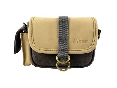 Nikon Чехол CS-P10 для фотокамер P7700, P7800Чехлы, кофры<br>Чехол для фотокамеры с наплечным ремнём<br><br>Тип: Чехол для Coolpix<br>Артикул: VAECSP10