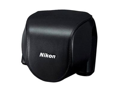 Nikon Чехол CB-N4000SA для  1 V2  Kit 10-30mm f/3.5-5.6 VR черныйЧехлы, кофры<br>Чехол для Nikon 1 V2 10-30 CB-N4000SA   черный<br><br>Тип: Чехол для Nikon 1<br>Артикул: VHL004AW