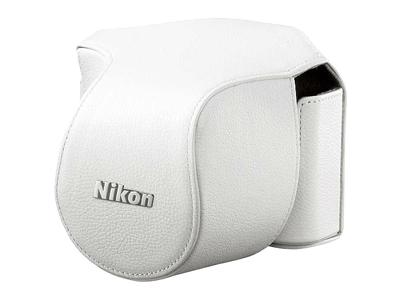 Nikon Чехол CB-N1000SD  для  1 V1 Kit 10 f/2.8 белыйЧехлы, кофры<br>Чехол для Nikon 1 V 1 Kit 10 f/2.8 белый<br><br>Тип: Чехол для Nikon 1<br>Артикул: VHL002DW