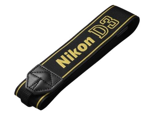 Nikon Ремень для переноски AN-D3Ремни<br>Удобный наплечный ремень для фотоаппаратов Nikon Материал: полиэстер <br><br>Ремень от фотокамеры D3.<br><br>Тип: Ремень для фотокамеры<br>Артикул: VXA16019