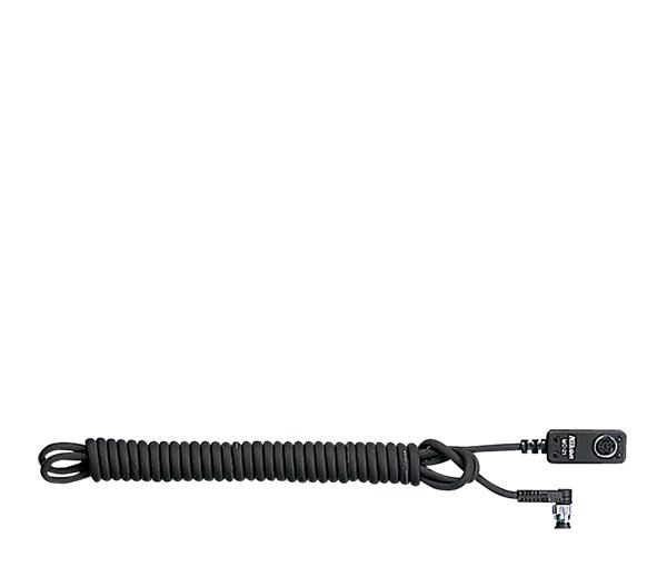 Nikon Удлинительный кабель MC-21 (3 м)Аксессуары для подключения<br>Удлинительный кабель MC-21:<br>Используется с кабелями ML-3, МС-20, MC-22, MC-23, MC-25, MC-30 или MC-36. <br><br>Только один кабель MC-21 может использоваться одновременно (длина 3 м). <br><br>Предназначен для фотокамеры серии: F100, F5, F6, D100, D200, D300, D300S, D700, D1, D2X, D2H, D2Xs, D2Hs, D3, D3S, D3x, D800, D800E, D810, D810A, D4, D4s<br><br>Тип: Кабель<br>Артикул: FRG20301