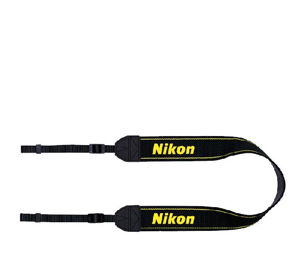 Nikon Ремень для переноски AN-DC1Ремни<br>Удобный наплечный ремень для фотоаппаратов Nikon <br>Материал: полиэстер<br><br>Тип: Ремень для фотокамеры<br>Артикул: VXA13083
