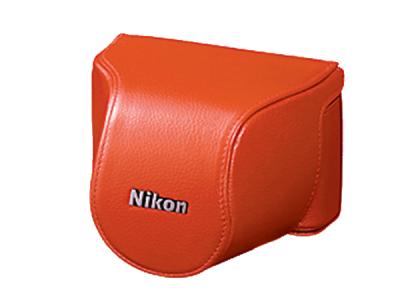 Nikon Чехол CB-N2000SM для  1 J1/J2 10-30 оранжевыйЧехлы, кофры<br>Чехол для фотокамеры Nikon 1 J2<br><br>Тип: Чехол для Nikon 1<br>Артикул: VHL003MW