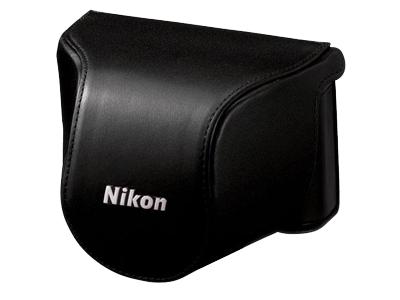 Nikon Чехол CB-N2000SA  для  1 J1/J2 10-30 черныйЧехлы, кофры<br>Чехол для Nikon 1 J1 10-30 CB-N2000SA черный<br><br>Тип: Чехол для Nikon 1<br>Артикул: VHL003AW