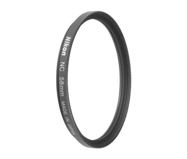 Nikon Фильтр 58mm NCФильтры<br>Этот фильтр служит для защиты линз объективов и не влияет на цветовой баланс. Его многослойное покрытие улучшает цветопередачу. <br> <br> Установочный диаметр - 58мм (58mm)<br> Производство: Япония<br><br>Тип: Фильтр для объектива<br>Артикул: FTA70101
