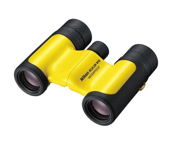 Nikon Бинокль ACULON W10 8x21 жёлтый от Nikonstore.ru