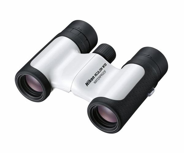 Nikon Бинокль ACULON W10 10x21 белый