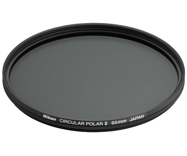 Nikon Поляризационный фильтр 95mm C-PL IIФильтры<br>Этот фильтр позволяет снимать через стекла в окнах, а также уменьшать отражения от водных поверхностей, освещенных солнцем деревьев и травы. Такие фильтры применяются как для цветной, так и для черно-белой фотографии. <br> <br> Установочный диаметр - 95мм (95mm)<br> <br> Производство: Япония<br><br>Тип: Фильтр для объектива<br>Артикул: FTA70701