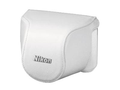 Nikon Чехол CB-N2000SG  для  1 J1/J2 10 белыйЧехлы, кофры<br>Чехол для Nikon 1 J1 10 CB-N2000SG белый<br><br>Тип: Чехол для Nikon 1<br>Артикул: VHL003GW