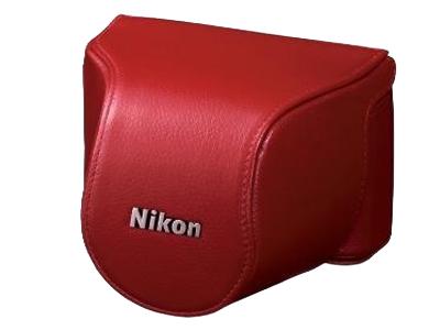 Nikon Чехол CB-N2000SL  для  1 J1/J2 10 красныйЧехлы, кофры<br>Чехол для Nikon 1 J1 10 CB-N2000SL красный<br><br>Тип: Чехол для Nikon 1<br>Артикул: VHL003LW