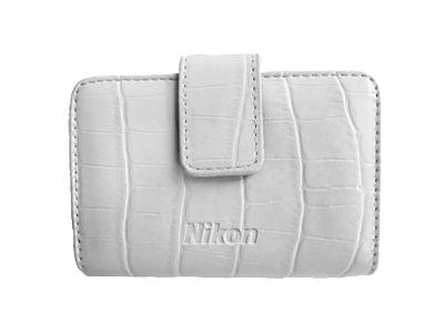 Nikon Чехол CS-S36  для фотокамер Coolpix S-серии белый