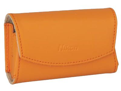 Nikon Чехол CS-S19  для фотокамер Coolpix S-серии оранжевыйЧехлы, кофры<br>Чехол для фотокамеры<br><br>Тип: Чехол для Coolpix<br>Артикул: VAECSS19