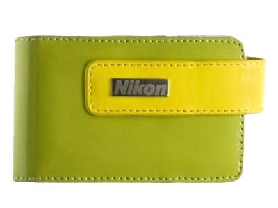 Nikon Чехол CS-S34  для фотокамер Coolpix S-серии желтый