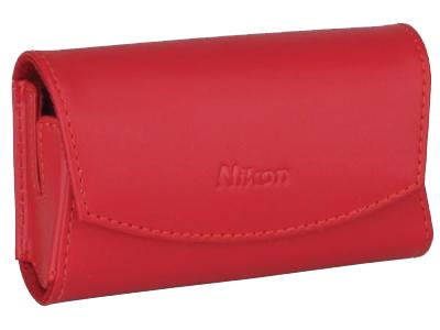 Nikon Чехол CS-S16  для фотокамер Coolpix S-серии красный от Nikonstore.ru