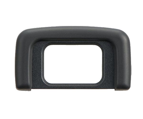 Nikon Резиновый наглазник DK-25Аксессуары для визирования<br>Наглазник окуляра из мягкой резины. Сводит к минимуму количество постороннего света, попадающего в видоискатель.<br><br>Артикул: VBW10101