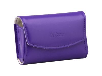Nikon Чехол CS-S32  для фотокамер Coolpix S-серии пурпурныйЧехлы, кофры<br>Чехол для фотокамеры<br><br>Тип: Чехол для Coolpix<br>Артикул: VAECSS32