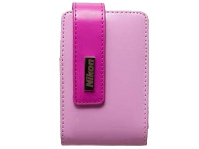 Nikon Чехол CS-S29  для фотокамер Coolpix S-серии розовый