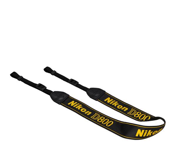 Nikon Ремень для переноски AN-DC6Ремни<br>Ремень от фотокамеры D800.<br><br>Тип: Ремень для фотокамеры<br>Артикул: VHS01401