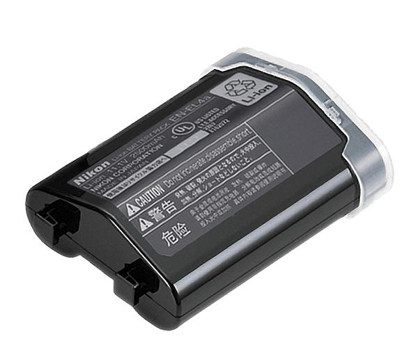 Nikon Батарея EN-EL4aПитание фотокамер<br>Интеллектуальная, высокопроизводительная литий-ионная аккумуляторная батарея со встроенным микроконтроллером, предназначенным для расширенного управления питанием. <br> <br> Тип Li-lon. <br> Емкость 2500 mAh. <br> Номинальное напряжение 11.1 V. <br> Заряжается при помощи зарядного устройства MH-21, MH-22. <br> <br> Используется совместно с цифровыми зеркальными фотокамерами Nikon D2H, D2Hs, D2X, D2Xs, D3, D3X, D3S, F6. А так же совместно с батарейной ручкой MB-D10 с камерами D300, D300s, D700 (при использовании необходима крышка батарейного отсека BL-3).<br><br>Тип: Литий-ионная аккумуляторная батарея<br>Артикул: VAW15402