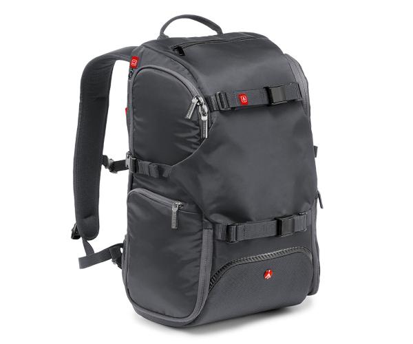 Nikon Manfrotto Рюкзак для фотоаппаратуры Travel Backpack (серый)