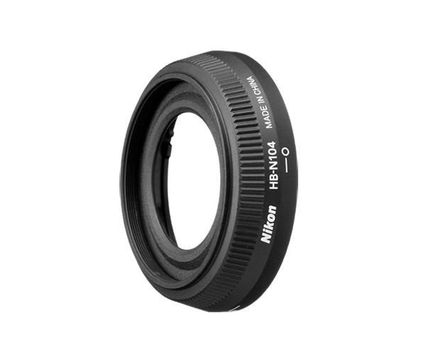 Nikon Бленда HB-N104  для 1 NIKKOR 18.5mm f/1.8Для фотокамер Nikon 1<br>Бленда для объектива 1 NIKKOR 18.5mm f/1.8<br><br>Тип: Бленда для объектива Nikkor 1<br>Артикул: JVB10501