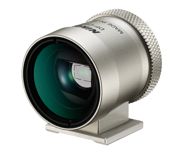 Nikon Оптический видоискатель COOLPIX A DF-CP1 серебристый