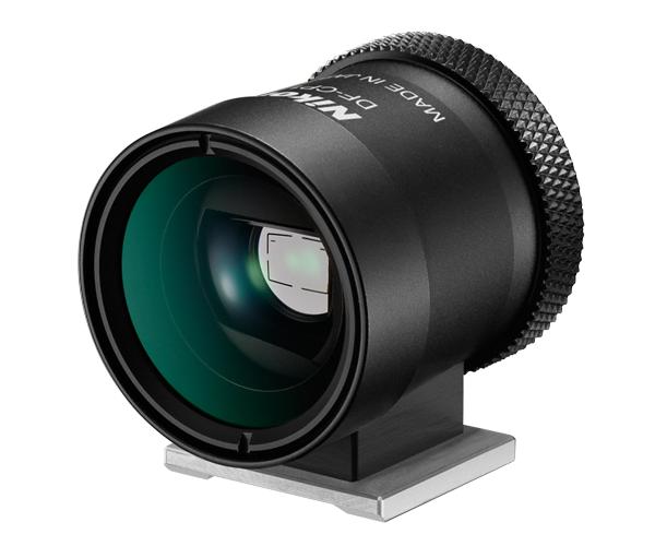 Nikon Оптический видоискатель COOLPIX A DF-CP1 черныйАксессуары для визирования<br>Внешний оптический видоискатель для фотокамеры COOLPIX A.<br><br>Цвет корпуса: Черный